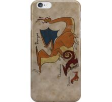 Charizard and cie iPhone Case/Skin