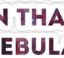 To Boldly Go... Sticker
