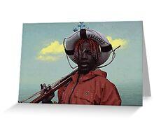 Lil Yachty Greeting Card
