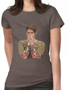 Stefon Womens Fitted T-Shirt