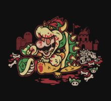 MARIO MADNESS BOWSER by TheJokerSolo