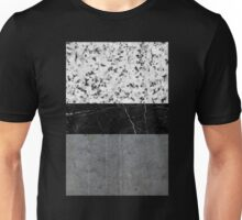 Marble, Granite, and Concrete Abstract Unisex T-Shirt
