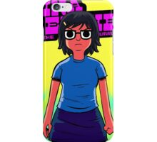 Tina vs. the Universe iPhone Case/Skin