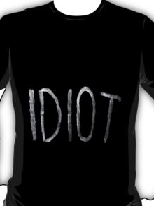 Michael Clifford Idiot T-Shirt