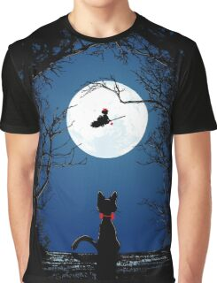 Fly With Your Spirit Graphic T-Shirt