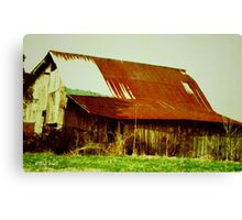 """""""The Hard Years""""... prints and products Canvas Print"""