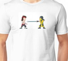 'Get Over Here!'  Fatal Kombat - (Wee-Guys) Unisex T-Shirt