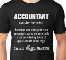 Accountant Gifts - Accountant Definition Shirt Unisex T-Shirt