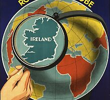 Travel Ireland by Vintagee