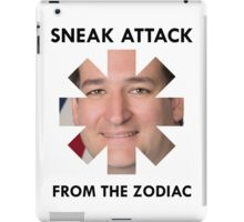 RHCP - Sneak Attack from Ted Cruz iPad Case/Skin