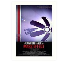 Origins (FEMSHEP) - Mass Effect Art Print