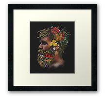 One With Nature | Australian Natives Framed Print