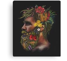 One With Nature | Australian Natives Canvas Print