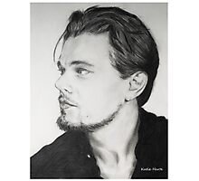 Leonardo Di Caprio  Photographic Print