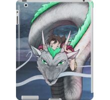 Spirited Away - Sen and Haku iPad Case/Skin