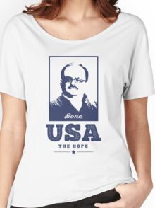 Ken Bone - USA Presidential Election 2016 / The Hope Women's Relaxed Fit T-Shirt