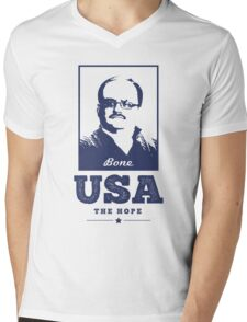 Ken Bone - USA Presidential Election 2016 / The Hope Mens V-Neck T-Shirt