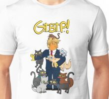 DonaldTrump / Simpsons Mashup . Grab Them By The Pussy Unisex T-Shirt