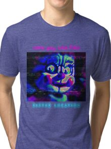 SISTER LOCATION (FNAF) come play with Baby Tri-blend T-Shirt