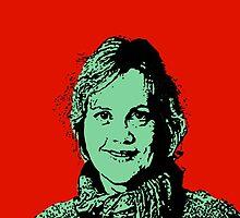 Annie Laurie Gaylor by DJVYEATES