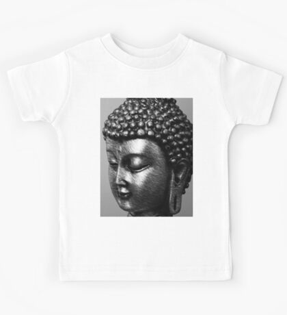 Female Buddha Goddess  Kids Tee
