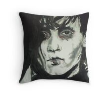 Edwards grief Throw Pillow