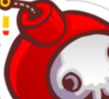 Enfu Bomb Sticker