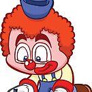 HeinyR- Clown Car by cadellin