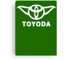 Toyoda Canvas Print