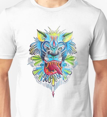 Tattoo Tiger  Unisex T-Shirt
