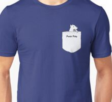 Pocket Pitty - A Pitbull in Your Pocket Unisex T-Shirt