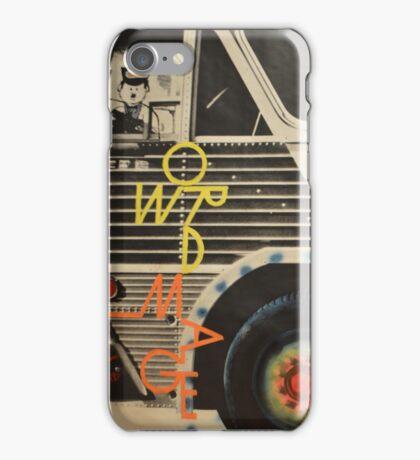 Retro Bus iPhone Case/Skin