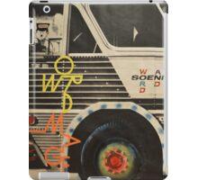 Retro Bus iPad Case/Skin