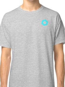 SideStyle Two - Blue Classic T-Shirt