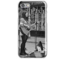 Canterbury - Busking iPhone Case/Skin