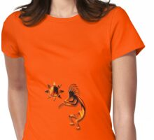 1 Kokopelli #1 Womens Fitted T-Shirt