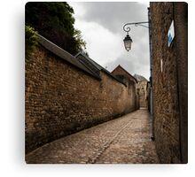 Rue aux Prêtres Canvas Print
