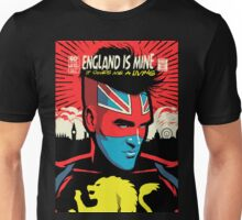 Post-Punk Comics | England Is Mine Unisex T-Shirt