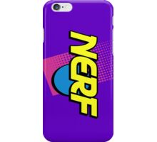 Vintage Nerf!! iPhone Case/Skin