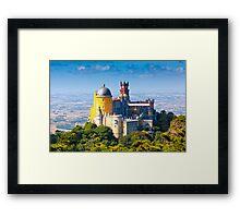 SINTRA 01 Framed Print