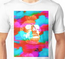 Skull Dream Smoke Unisex T-Shirt