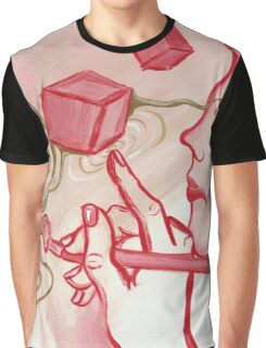 Creation, acrylic on canvas Graphic T-Shirt