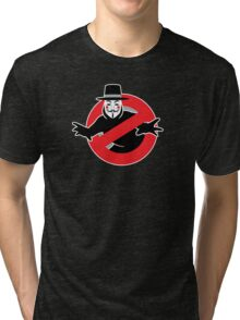 Fawkesbusters Tri-blend T-Shirt