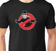 Fawkesbusters Unisex T-Shirt