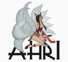 Ahri <3 by InnerMind