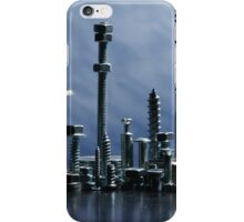 Cloudy Boltscape iPhone Case/Skin
