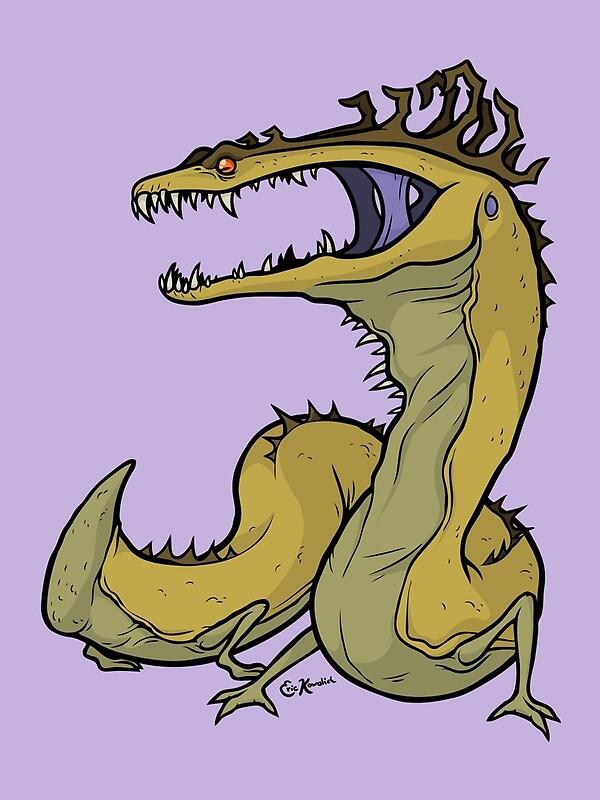 Colchian dragon