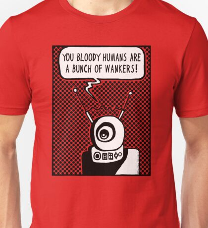 Bloody Humans! Unisex T-Shirt