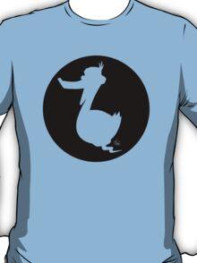 Walter -Circle Design T-Shirt