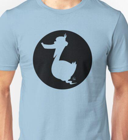 Walter -Circle Design Unisex T-Shirt